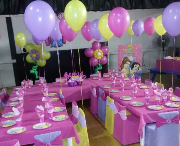 Party Princess - children's parties and themed events