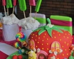 Strawberry Shortcake - Girls