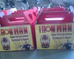 Iron Man - Boys
